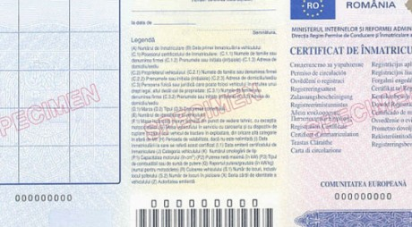 Cum poți verifica online dacă ți-a fost emis certificatul de înmatriculare al mașinii?