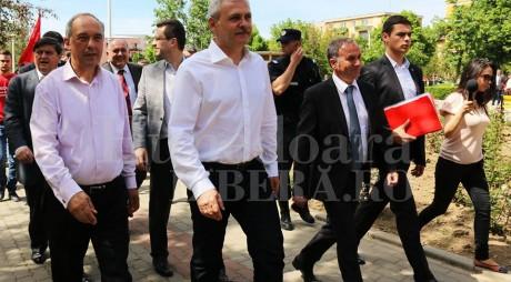 PSD Hunedoara, trup și suflet alături de Dragnea