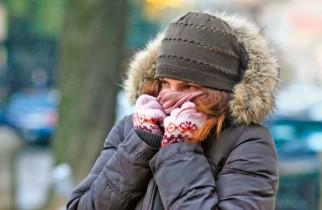 Un val de aer arctic vine spre vestul României