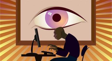 """În baza legii """"Big Brother"""" ești monitorizat 24 de ore din 24"""