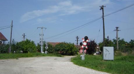 Rutiera acționează la trecerile de cale ferată