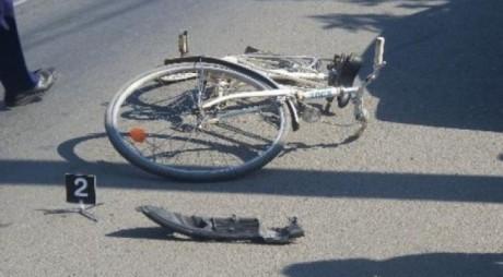 ACCIDENT MORTAL: O femeie care circula pe bicicletă a MURIT