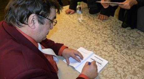 Stejărel Ionescu – o nouă carte de poezie