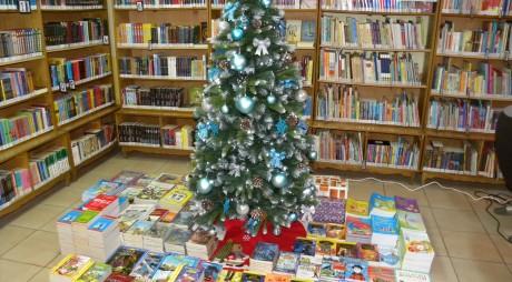 Biblioteca Județeană: Surpriză de sărbători pentru cei mici