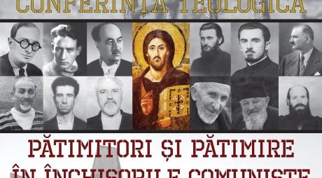 Conferință teologică închinată martirilor din temnițele comuniste