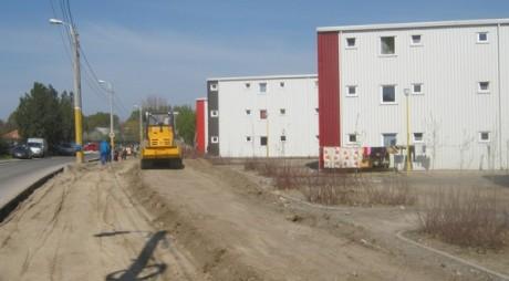 DEVA   Start la construcția blocurilor pentru familiile cu venituri reduse