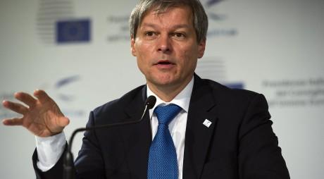 Dacian Cioloş, ales şeful noului grup 'Renew Europe' în Parlamentul European (presă)