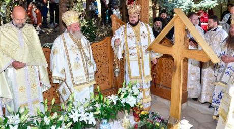 Pelerinaj la Mormântul Sfântului Ardealului