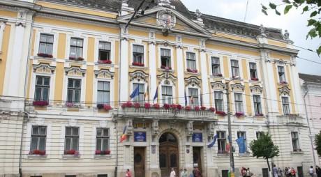 DNA a descins la Primăria Cluj-Napoca