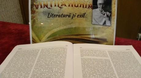 Biblioteca Județeană. Vintilă Horia – Literatură și exil