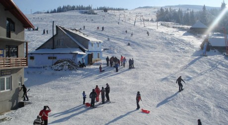 O nouă pârtie de schi dedicată începătorilor, în stațiunea Straja