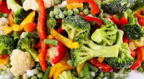 Adevarul despre legumele congelate