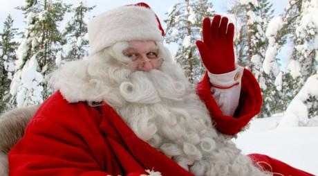 Întâlniri cu Moș Crăciun la poalele Cetății