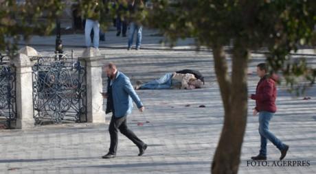 Explozie puternică într-o zonă turistică din Istanbul. 10 morți și 15 răniți