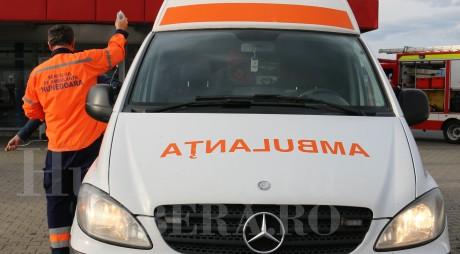 BREAKING NEWS: Accident cu 7 răniți pe DN66 A