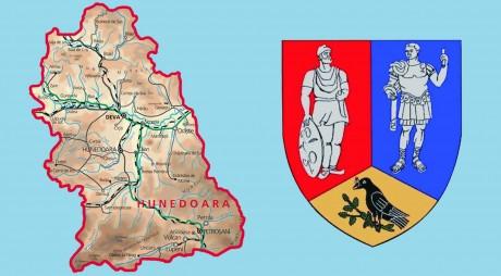 Județul Hunedoara, prăbușit din punct de vedere administrativ teritorial: 45 din cele 55 de comune cu sub 3.000 de locuitori