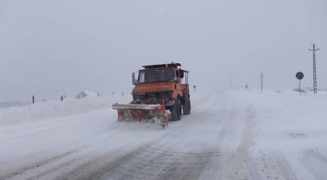Iarna paralizează România: Anunţul de ultimă oră al CNADNR