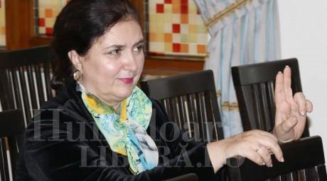 Planurile senatorului Carmen Hărău pentru cel de-al doilea mandat de parlamentar