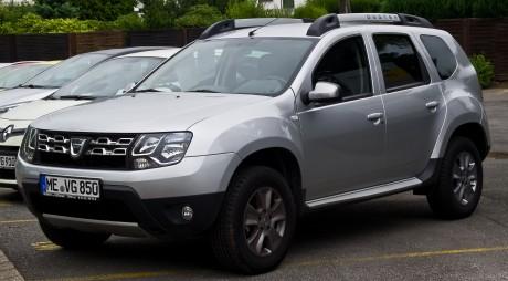 Dacia recheamă în service peste 2.000 de modele Duster