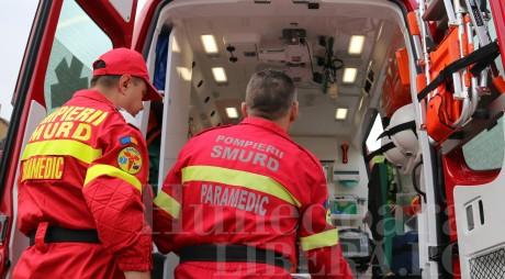 BREAKING NEWS: ACCIDENT MORTAL lângă Ciopeia. O femeie a fost decapitată