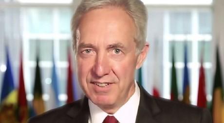 Ambasadorul SUA a făcut pană la Sarmizegetusa Regia