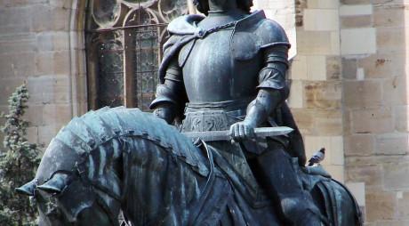 23 februarie 1443 | S-a născut Matei Corvin