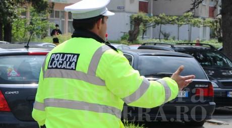 Poliția Locală Deva a aplicat peste 500 de amenzi în martie