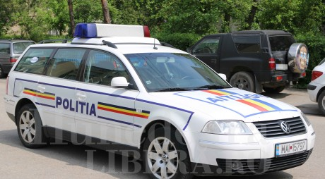 SCANDAL la Poliția din Lupeni