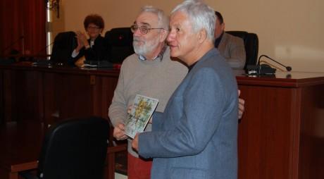 """Diplomă de Excelență pentru """"Dacul"""" Nunu Brilinsky"""