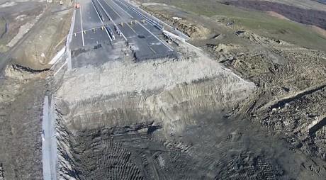 În aprilie încep lucrările de reparare a autostrăzii Orăștie – Sibiu