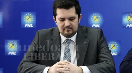 BREAKING NEWS | Ședință la PNL pe tema demiterii lui Bogdan Țîmpău