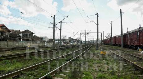 Circulația feroviară întreruptă între Merișor și Bănița