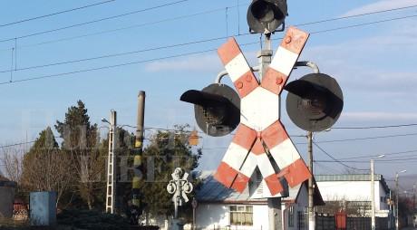 Calea ferată, ținta hoților. Doi bărbați, arestați