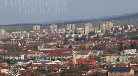 Care este datoria publică a municipiului Hunedoara