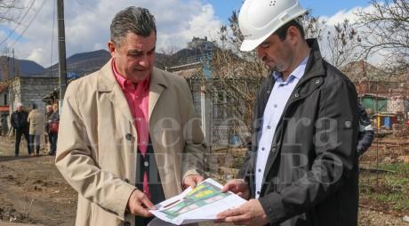 """DEVA. Începe transformarea cartierului """"Grigorescu"""""""