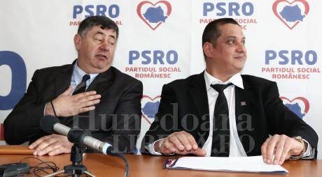 Contre între PNL și PSRo pe mandatul lui Mircia Muntean