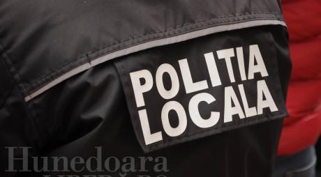 Primăria Hunedoara angajează polițiști locali