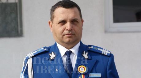 Cine este noul șef al Jandarmeriei hunedorene