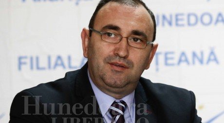Parlamentare 2016 | Fișa candidatului – Nicolae Marius Sanfirișca (ALDE)