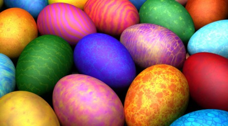 REȚETE DE PAȘTE: Cum vopsim ouăle de Paște natural, fără să folosim vopsea