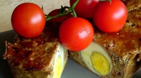 REȚETE DE PAȘTE: Drob de miel pentru masa de Paște