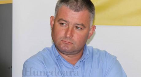 Primarul Călin Dud se întoarce joi la Tribunalul Hunedoara