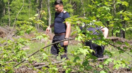 Pompierii au pus umărul la o acțiune de ecologizare