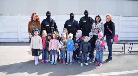 Sărbătoarea Jandarmeriei marcată la IJJ Hunedoara