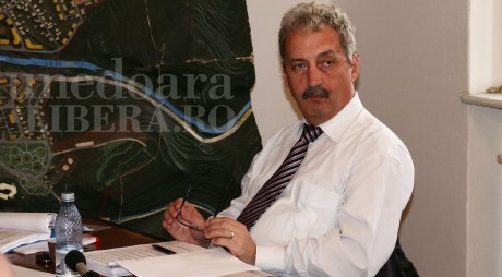 Viorel Arion candidează pentru funcția de primar al Hunedoarei din partea PMP