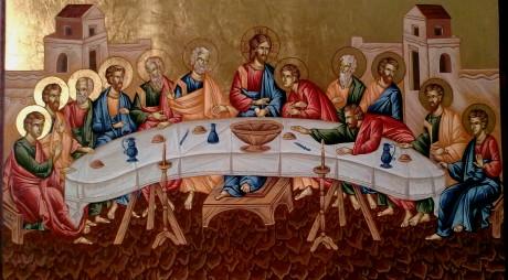 JOIA Mare: Se rememorează Cina cea de Taină, rugăciunea din Grădina Ghetsimani și prinderea lui Iisus