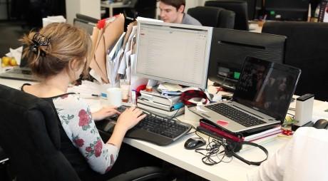 O echipă de tineri români concurează cu Microsoft pentru viitorul comunicaţiilor