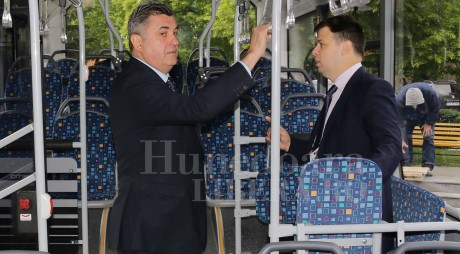DEVA | Soluții pentru transportul public local