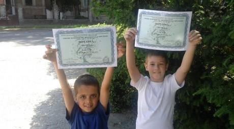 Elevi deveni premiați la un concurs internațional de prestigiu