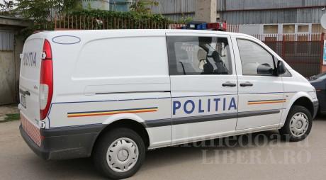 Polițist SĂLTAT de procurorii DNA